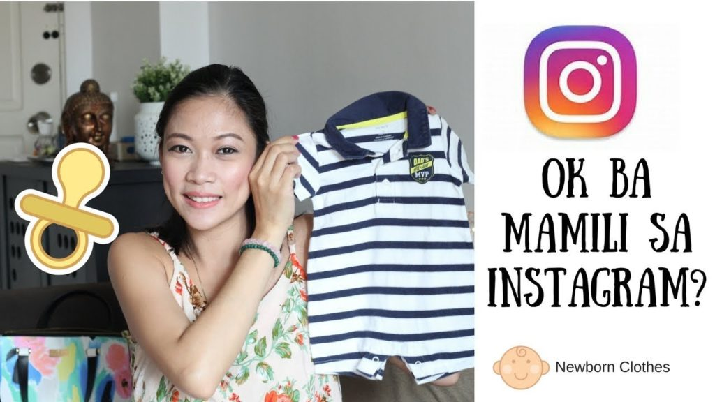 Preloved Shopping in Instagram| Baby clothes!