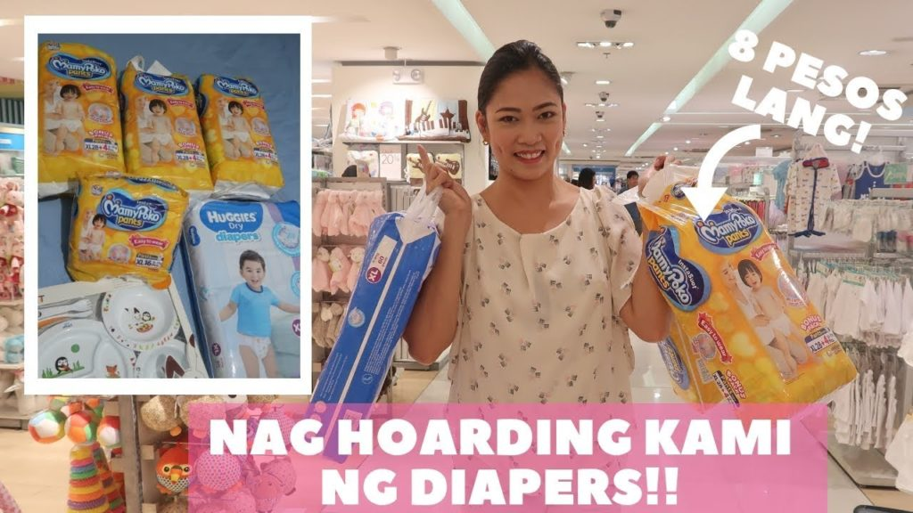 Diapers Deal Drive from Baby Company