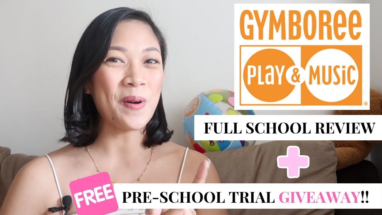 Gymboree Sofitel Full School Review + Giveaway