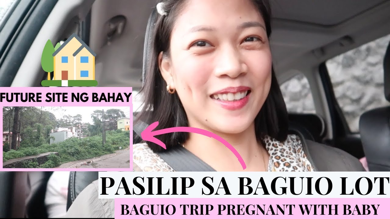 May nabili na kaming lupa sa Baguio | Food Trip sa Baguio