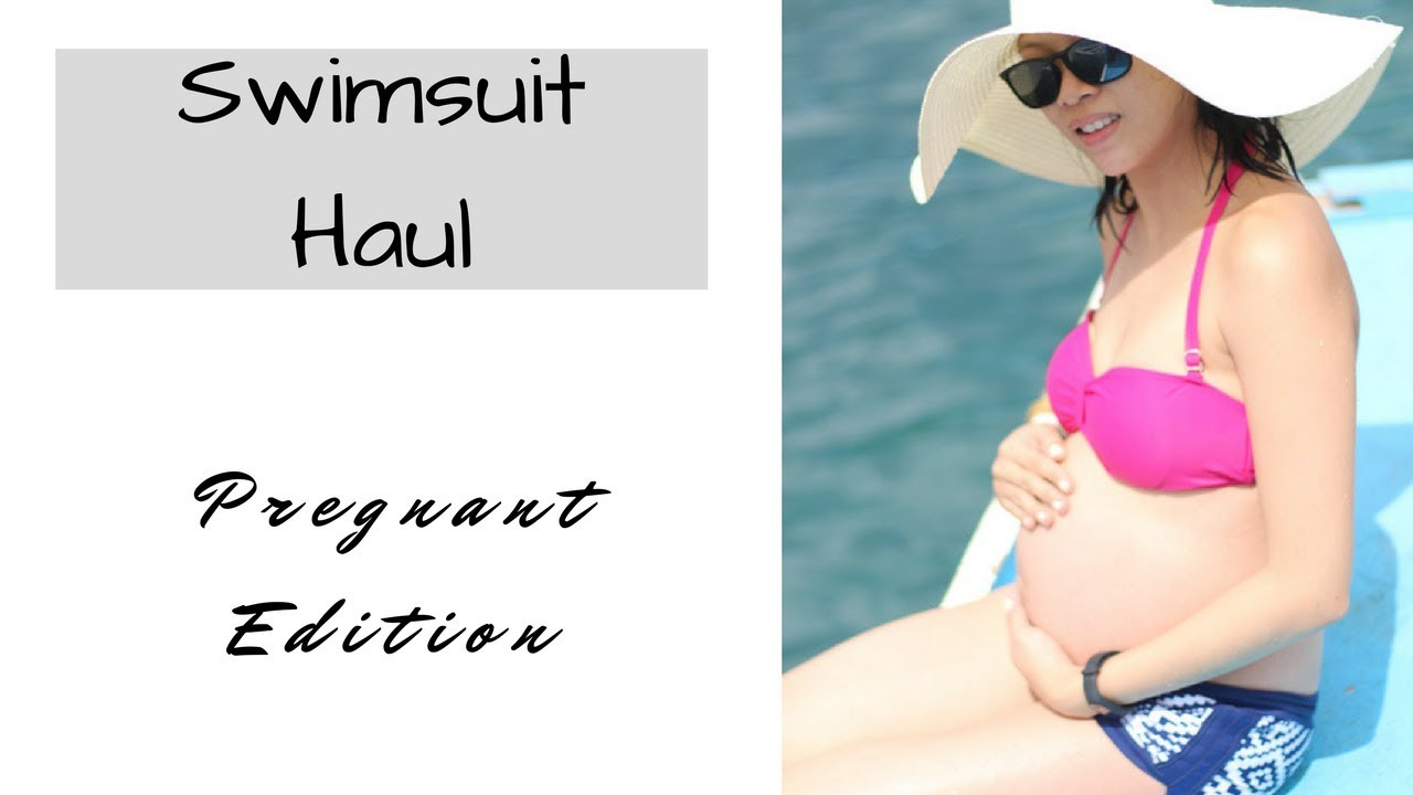 Swimsuit Haul | Pregnancy Edition | Taglish