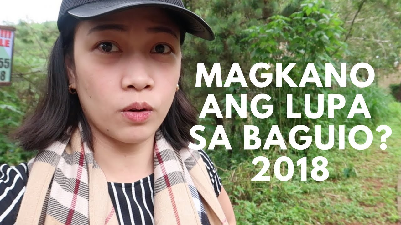 VLOG# 38 Baguio Lots for Sale 2018| Taglish